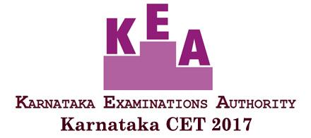 Karnataka-CET-2017
