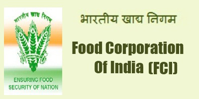 Food Corporation of India Examination Syllabus