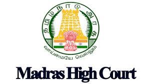 Image result for www.hcmadras.tn.nic.in logo
