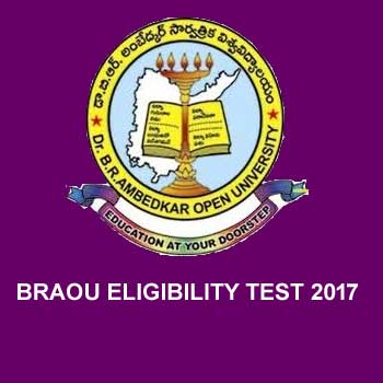 braou entrance test 2017