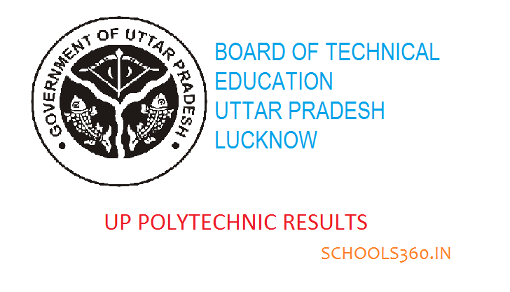UP POLYTECHNIC RESULTS