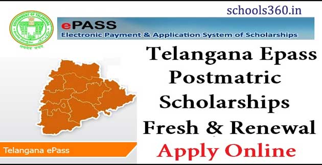 TS-eP-Scholarship Online Application Form For Minority Scholarship Up on