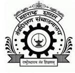 DTE Maharashtra Polytechnic Application form