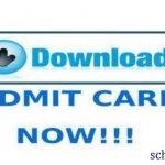 Gujarat Health Department Staff Nurse Admit Card