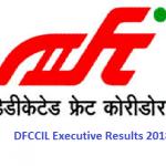 DFCCIL Junior Executive Answer Key