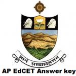 AP EDCET Answer Key