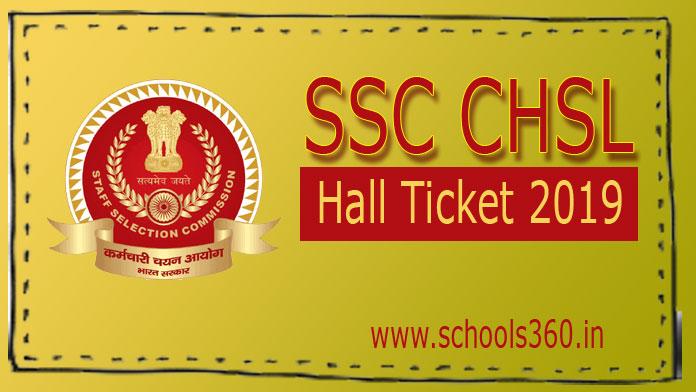 ssc-chsl-hallticket