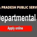 AP Departmental Test