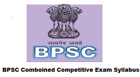 BPSC 65th CCE Syllabus 2019 (Updated PDF) Prelims & Mains