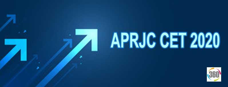 APRJC CET 2020