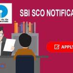 SBI SCO Jobs
