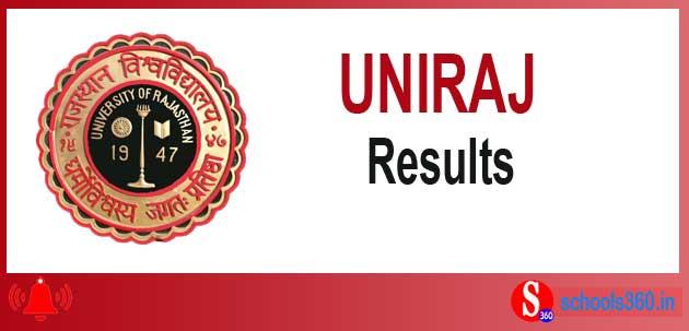 uniraj-results