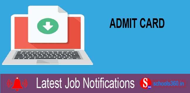 MGMMC Indore Staff Nurse Admit Card