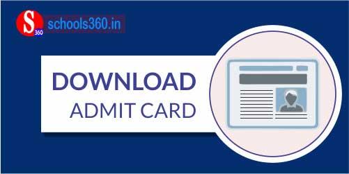 UP CET Admit Card