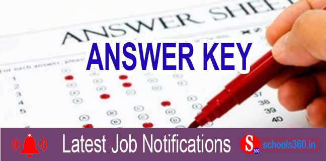 NHM MP CHO Answer Key