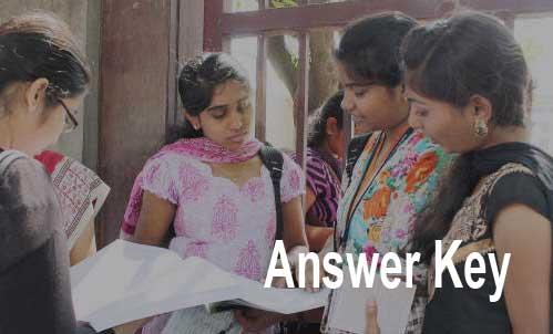SSMC Rewa Staff Nurse Answer Key