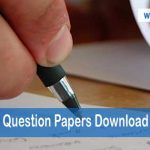 BRO Multi Skilled Worker Previous Question Papers
