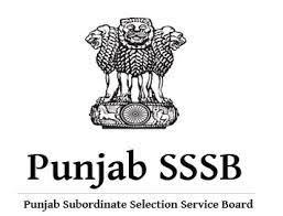 Punjab sssb