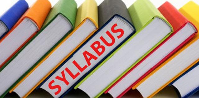 HQ 1 STC Group C Syllabus