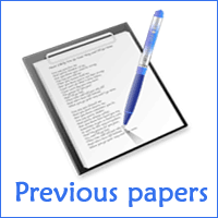 SSC Stenographer Previous Question Papers