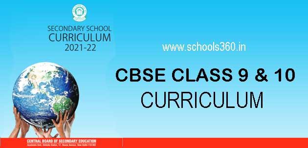 CBSE-curriculum